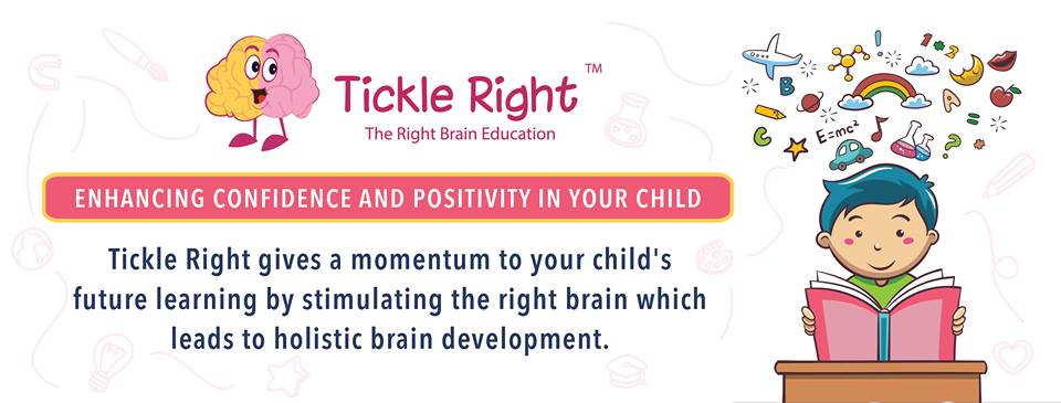Tickle Right - The Right Brain Education