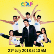 Shiamak davar dance workshop